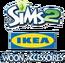 De Sims 2 IKEA Woon Accessoires Logo.png