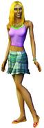 Dina Caliente (The Sims 2 Console)
