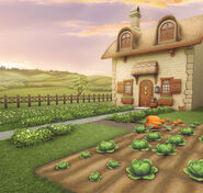 The Sims 4 Cottage Living Render 04