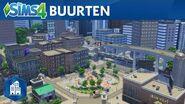 De Sims 4 Stedelijk Leven officiële buurttrailer