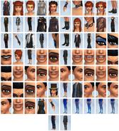 Sims4 Vampiros CAS