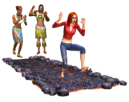 The Sims Castaway Stories Render 02