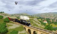 Champs Les Sims Train
