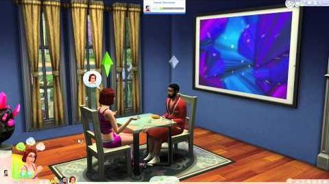 Juleski/Gamescom 2014 - Les Sims 4 - Un peu de gameplay