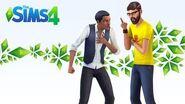 The Sims 4 первый взгляд Трейлер игрового процесса