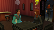 22. Janet Hits It Off With Emil