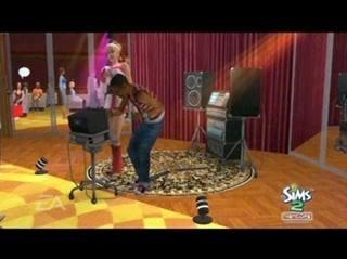 Les Sims 2 Nuits de Folie - Karaoké