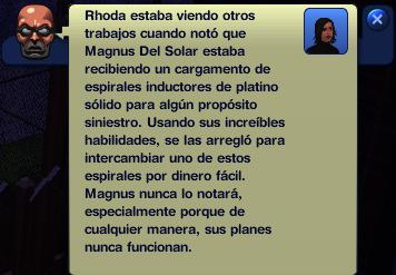 Magnus Del Solar