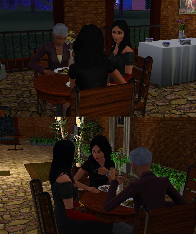TST-Bella Goth versus Katherine Saint