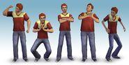 Les Sims 3 Concept Marc Apablaza 7