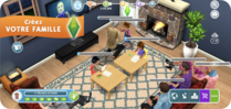 Les Sims FreePlay (iPhone) 4
