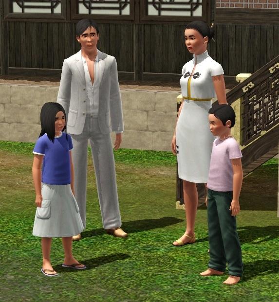 Lu family