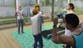 Boles at the gym