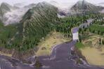 Concept Art Les Sims 3 Super-pouvoirs 10