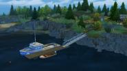 Deadgrass Isle pier