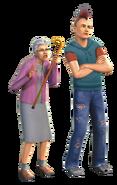 Les Sims 3 Générations Render 3