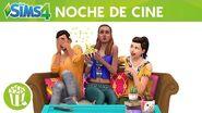 Los Sims 4 Noche de Cine Pack de Accesorios tráiler oficial