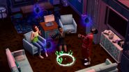 Sims 4 Fenomenos Paranormales 4