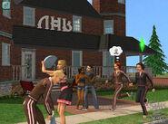 The Sims 2 University Screenshot 14