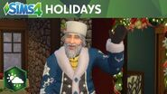 The Sims 4 Seasons Holidays Official Gameplay Trailer