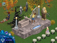 The Sims Makin' Magic Screenshot 06