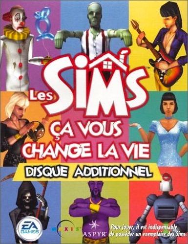 Les Sims: Ça vous change la vie