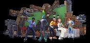 Sims4 Rumbo a la Fama Render1