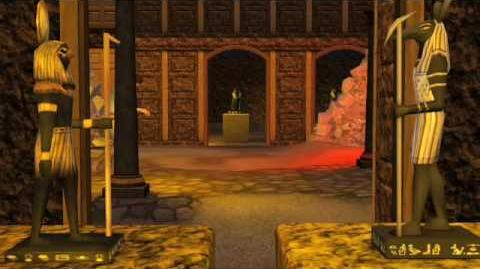 Первый ролик к The Sims 3 Мир приключений