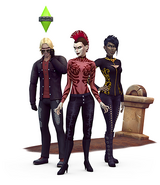 Sims4 Vampiros render5
