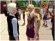 Sims 3 blair wainwright