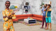 Sims 4 Interiorismo Render 3