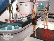 The Sims 2 H&M Fashion Stuff Screenshot 04