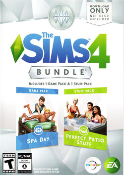 The Sims 4 Bundle 1