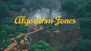 Algorithms Jones Logo