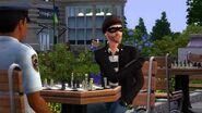 De Sims 3 Buurtleven Accessoires trailer