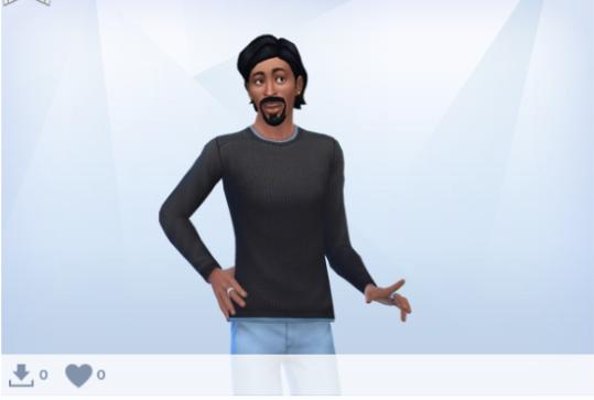 Darien Dreamer (The Sims 4)