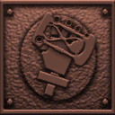 Plaque - Old Age SimBot