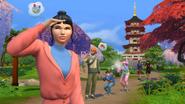 Sims 4 Escapada en la Nieve 4