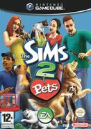 The Sims 2 Pets GameCube