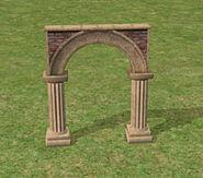 Column-arch Sims 2