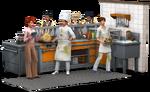 Los Sims 4 Escapada Gourmet Render 02