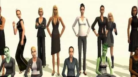 The Women of The Sims! - New Series Promo
