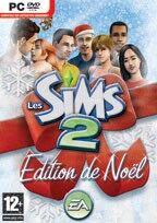 Les Sims 2 Edition de Noël (2006) Box.jpg