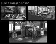 Les Sims 3 Accès VIP Concept art 2