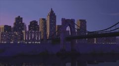 Image du Centre Ville (Les Sims 3 Accès VIP).png