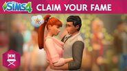 Officiële lanceringstrailer van De Sims 4™ Word Beroemd