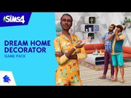 The Sims 4 Dream Home Decorator- Official Reveal Trailer