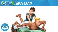 The Sims 4 Spa Day Official Trailer