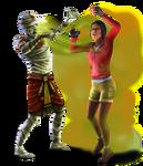 Les Sims 3 Destination Aventure Render 3