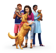 TS4Cats and Dogs Render 1